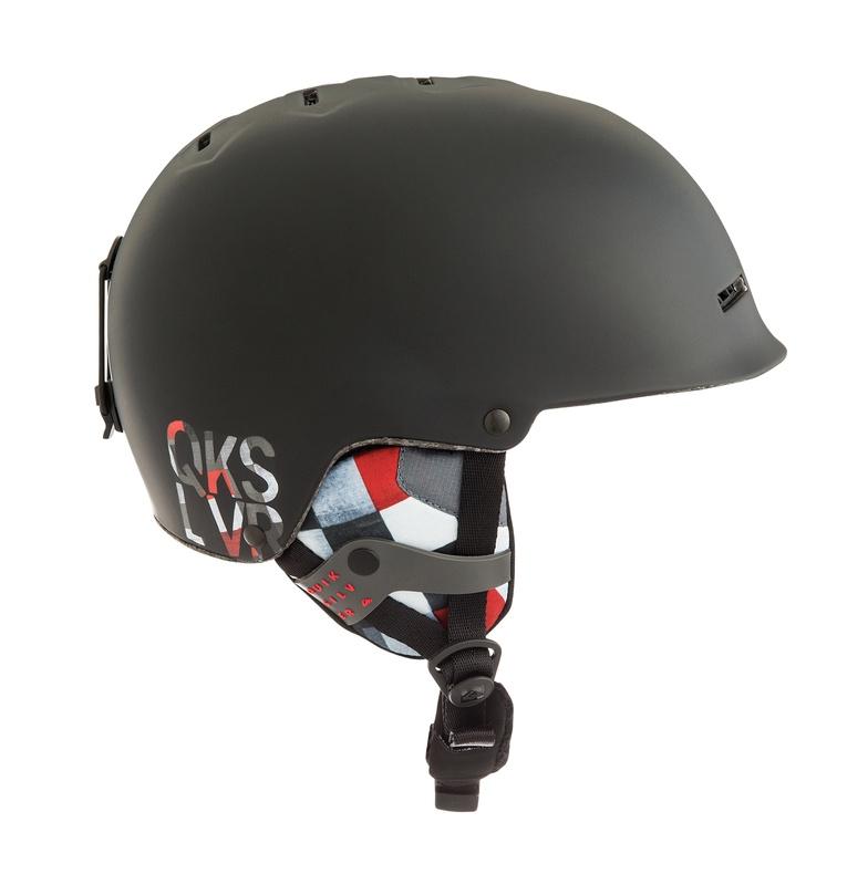 QUIK銀 クイックシルバー WBK2】 【EQYTL03029 Helmet