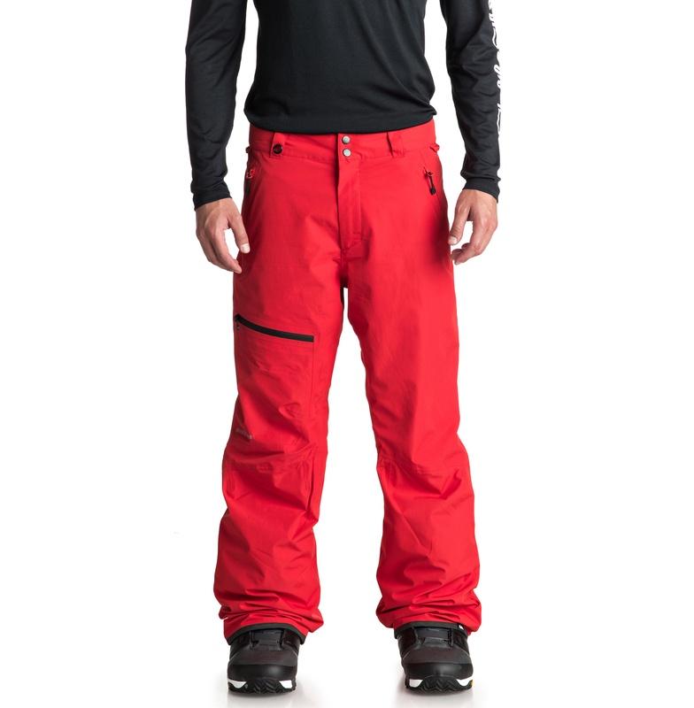 アウトレット価格 Quiksilver クイックシルバー FOREVER 2L GORE-TEX PT シェルパンツ スキー スノボー パンツ ボトムス ウェア ウィンタースポーツ
