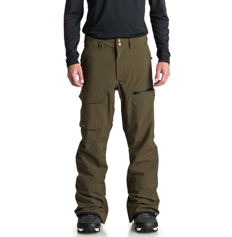 セール SALE Quiksilver クイックシルバー UTILITY PT シェルパンツ スキー スノボー パンツ ボトムス ウェア ウィンタースポーツ