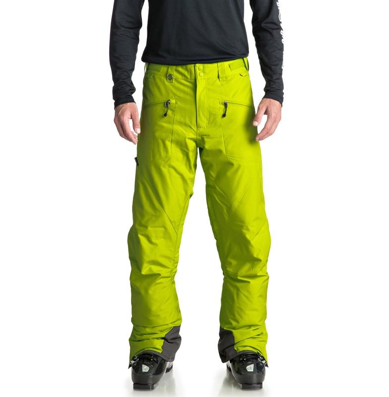 クイックシルバー QUIKSILVER  BOUNDRY PT スキー スノボー パンツ ボトムス ウェア ウエア ウィンタースポーツ 【EQYTP03086 GKC0】