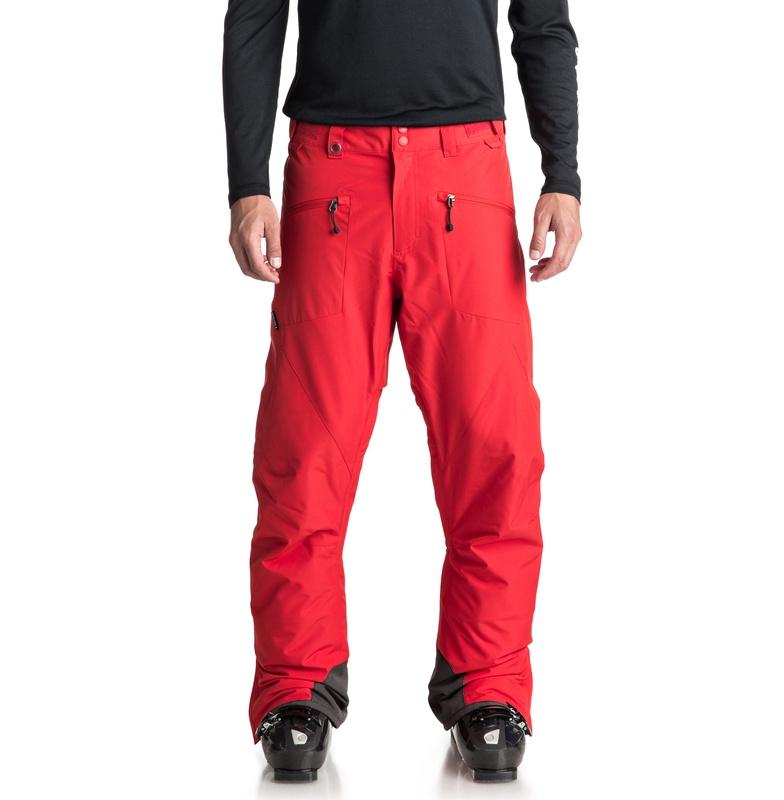 アウトレット価格 Quiksilver クイックシルバー BOUNDRY PT スキー スノボー パンツ ボトムス ウェア ウィンタースポーツ