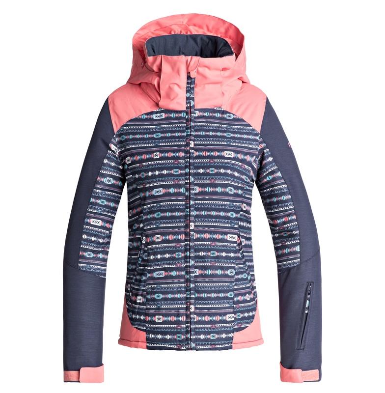 セール SALE ROXY ロキシー SASSY GIRL JK スキー スノボー ジャケット アウター ウェア ウィンタースポーツ