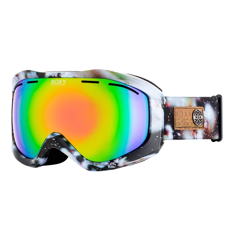 ロキシー ROXY  M / MIKA NINAGAWA X ROXY SUNSET ART Goggle 【ERJTG03081 KVD2】