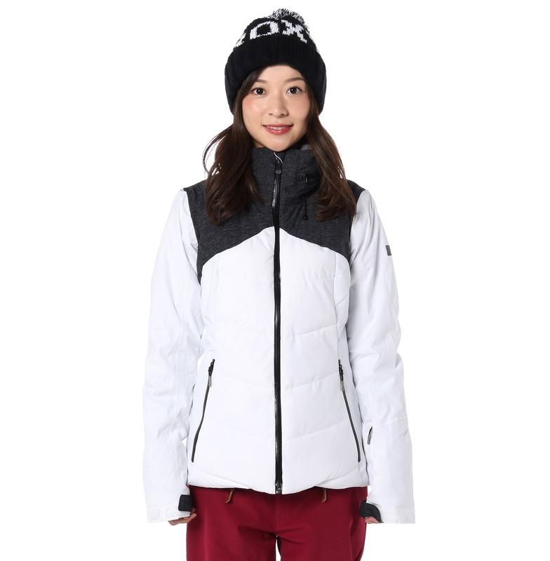 ロキシー ROXY  FLICKER JK スキー スノボー ジャケット アウター ウェア ウエア ウィンタースポーツ 【ERJTJ03157 WBB0】