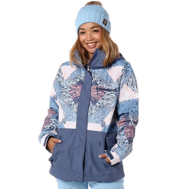 ロキシー ROXY  ROXY JETTY BLOCK NP JK スキー スノボー ジャケット アウター ウェア ウエア ウィンタースポーツ 【ERJTJ03178 BGB2】