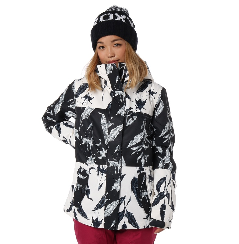 ロキシー ROXY  ROXY JETTY BLOCK NP JK スキー スノボー ジャケット アウター ウェア ウエア ウィンタースポーツ 【ERJTJ03178 KVJ2】