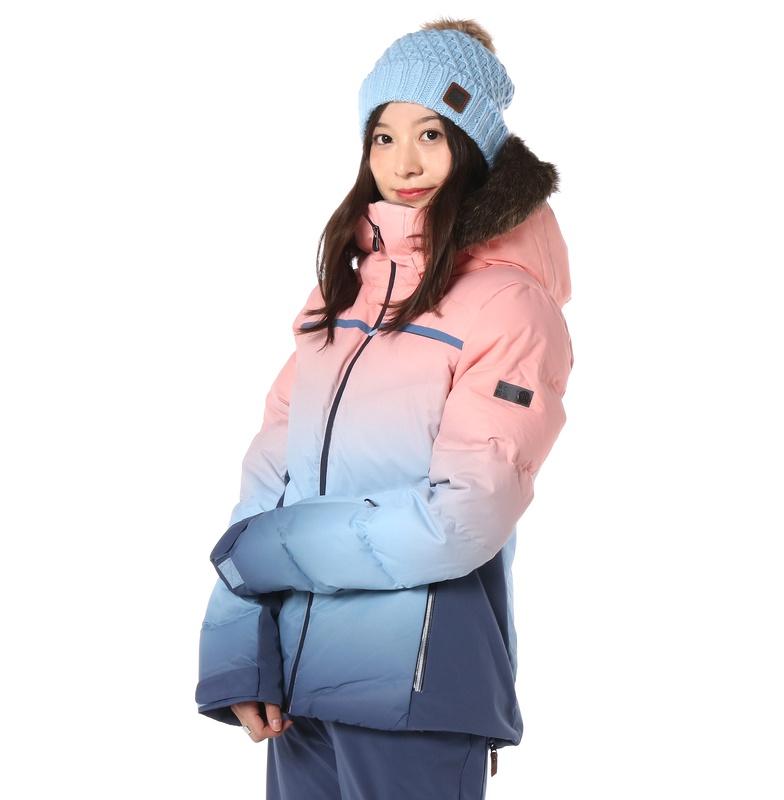 セール SALE ROXY ロキシー SNOWSTORM PRINTED JK スキー スノボー ジャケット アウター ウェア ウィンタースポーツ