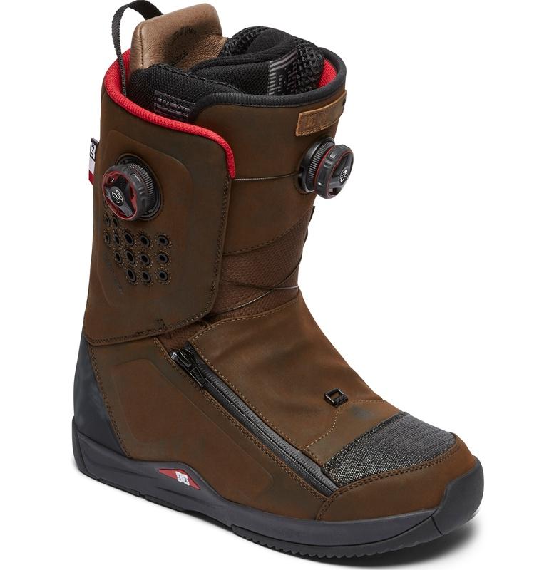 ディーシーシューズ DC SHOES  TRAVIS RICE Snowboard Boots 【ADYO100034 BRN】