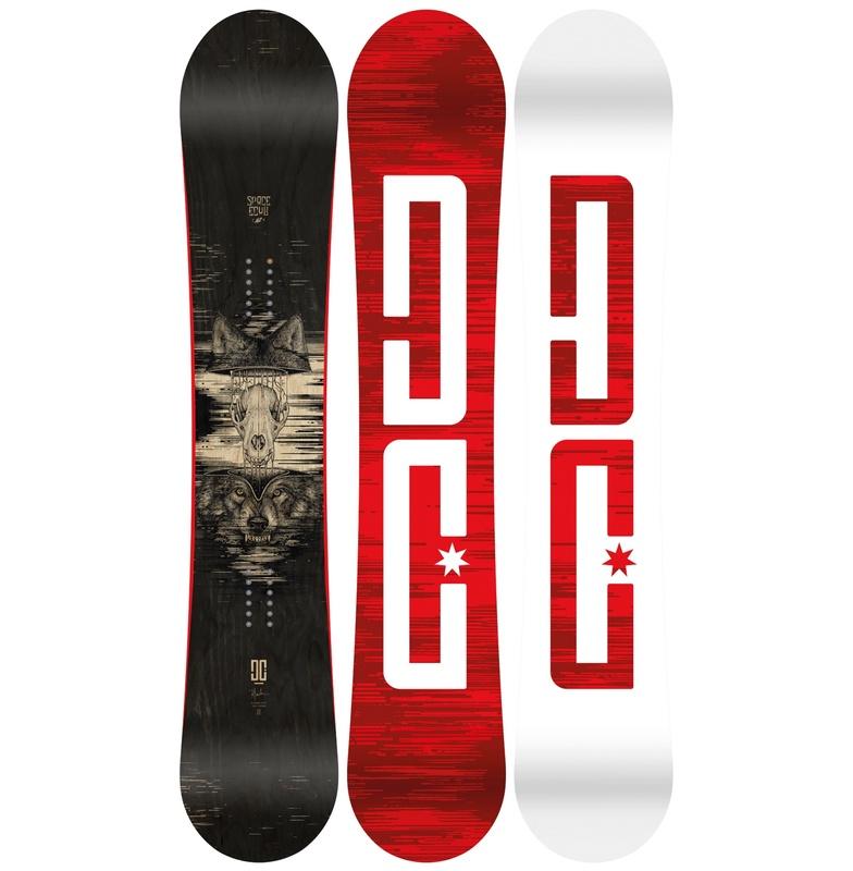 ディーシーシューズ DC SHOES  SPACE ECHO Snowboards 【ADYSB03026 MUL】