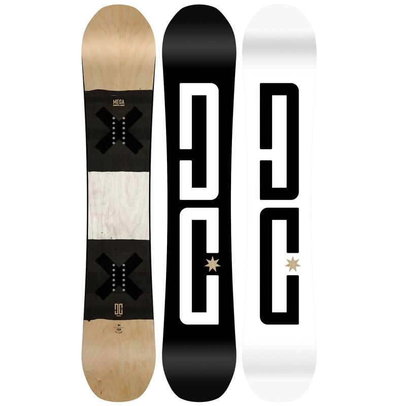 ディーシーシューズ DC SHOES  MEGA Snowboards 【ADYSB03029 MUL】