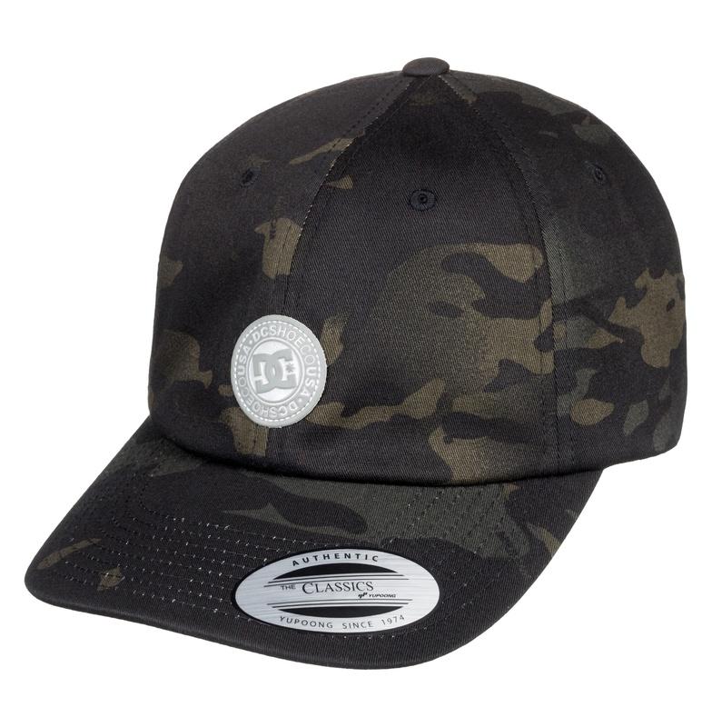 DC ディーシー公式通販 1~3営業日以内に発送 チープ アウトレット価格 ディーシー シューズ 帽子 HIPPER メンズ キャップ CAM 卸売り