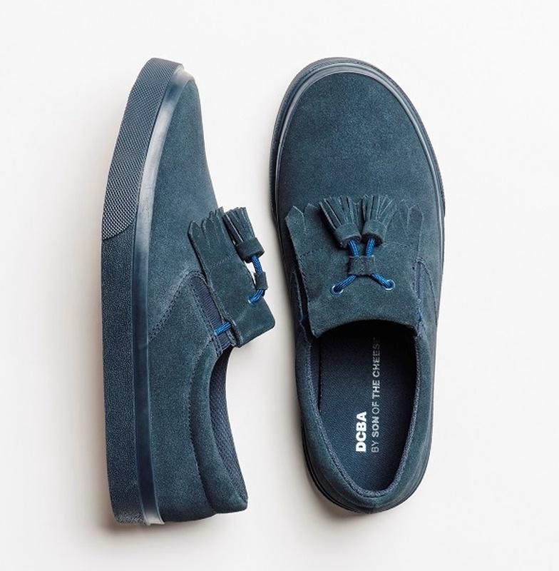 ディーシーシューズ DC SHOES  19 DCBA TASSEL フットウェア スニーカー 靴 シューズ  【DM191606 NVY】