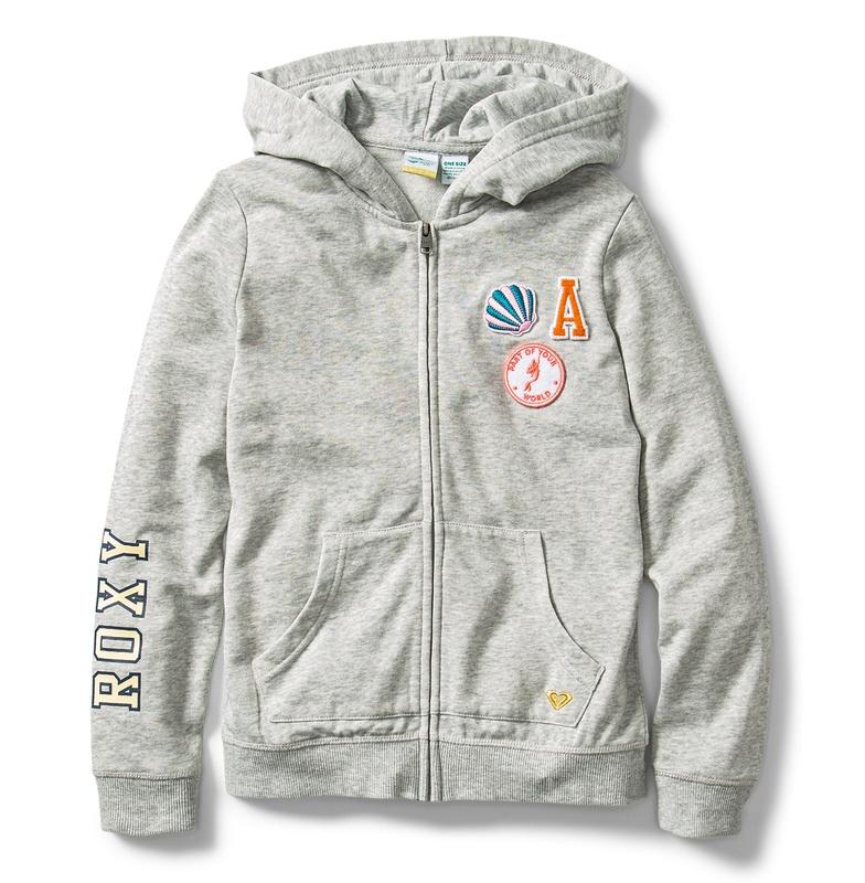 Roxy Girls Big Air Bubbles Pullover Sweatshirt