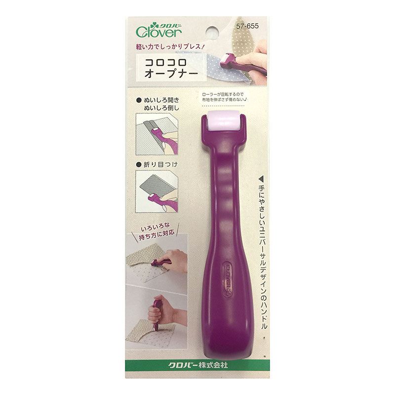 Clover, Seam Opener with Roller