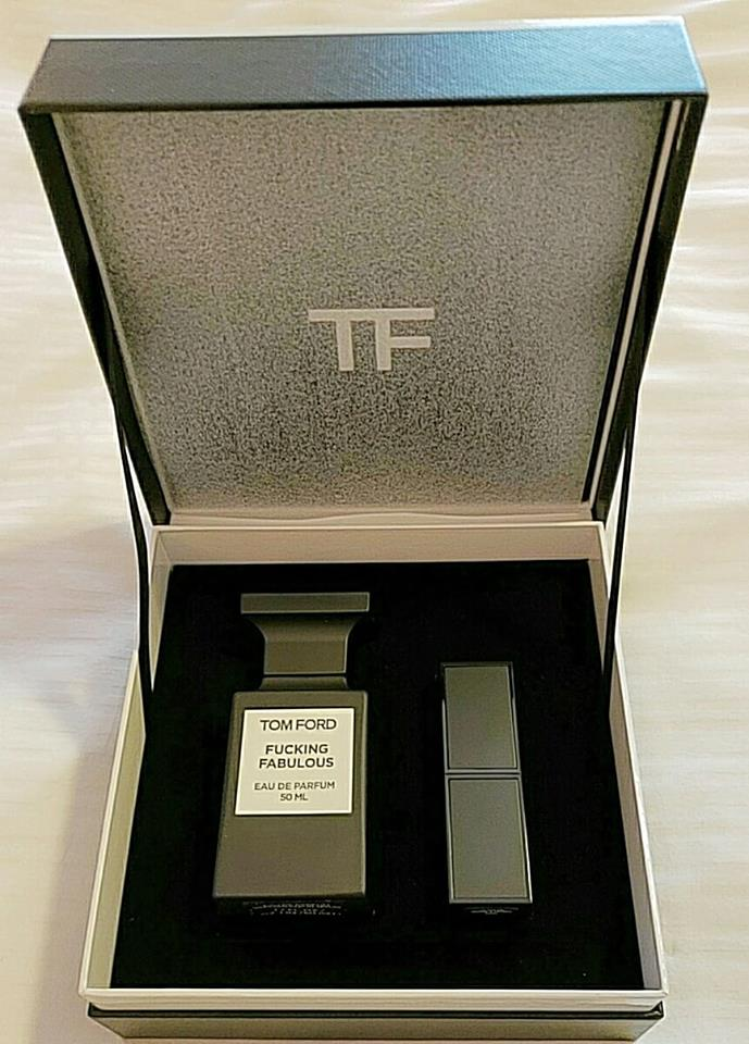 【TOM FORD】FF F**king Fabulous トムフォード 50ml バレンタイン ギフト プレゼントに 祝い 福袋 代引き不可 コフレ