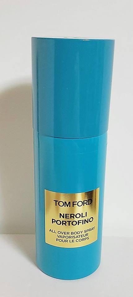 人気のスプレー TOM FORD 開催中 ネロリ ポルトフィーノ トムフォード ボディスプレー 送別会 ギフト 母の日 希望者のみラッピング無料 お中元 バースデイ お誕生日 お礼