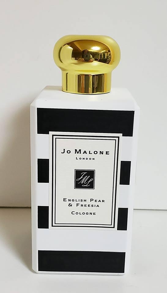 ジョーマローンギフトJo MALONE コロンプレゼント企画 ギフトカード&サンプル付き イングリッシュ ペアー & フリージア