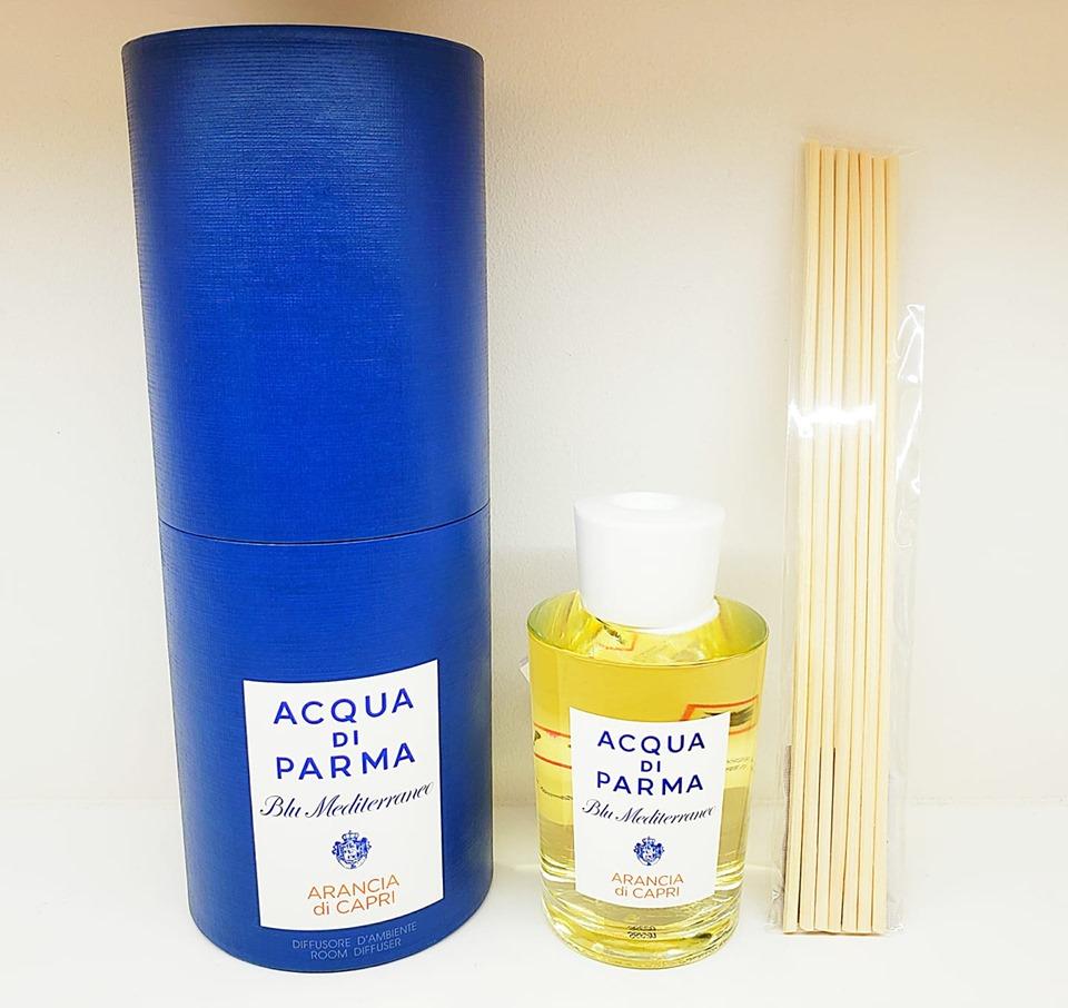 アクア・ディ・パルマ ディフューザー Acqua Di Parma ブルー メディテラネオ ミルト 代引き不可 アクアデイパルマ ディフューザー