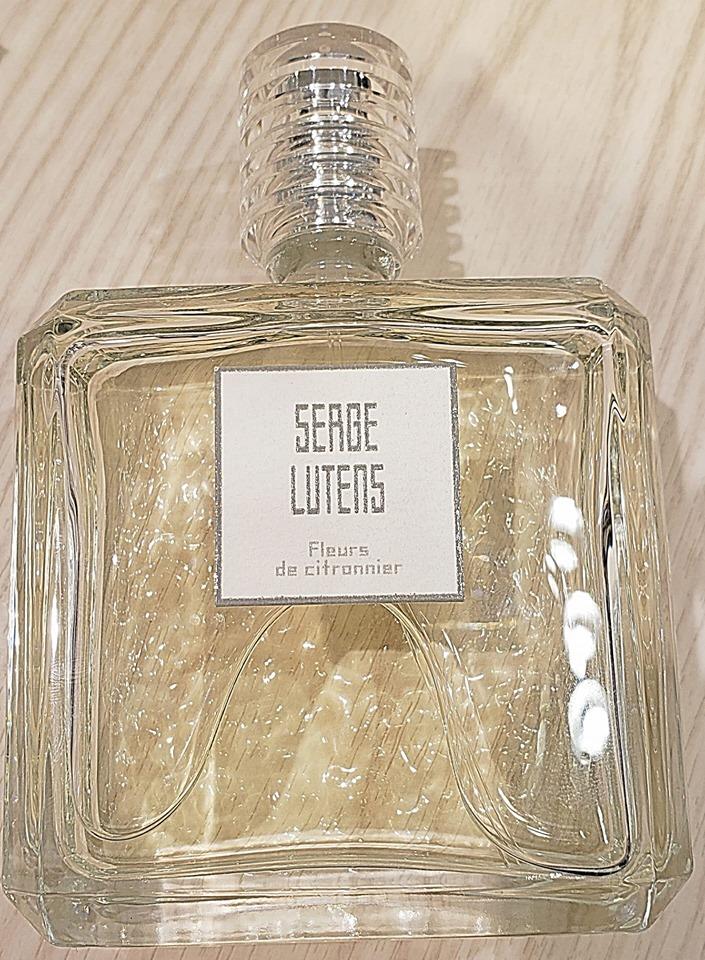 セルジュ ルタンスが創り出す香りの世界へ・・・ セルジュ ルタンス  EDP 100ml フルール ド シトロニエ FLEURS DE CITRONNIER EDP
