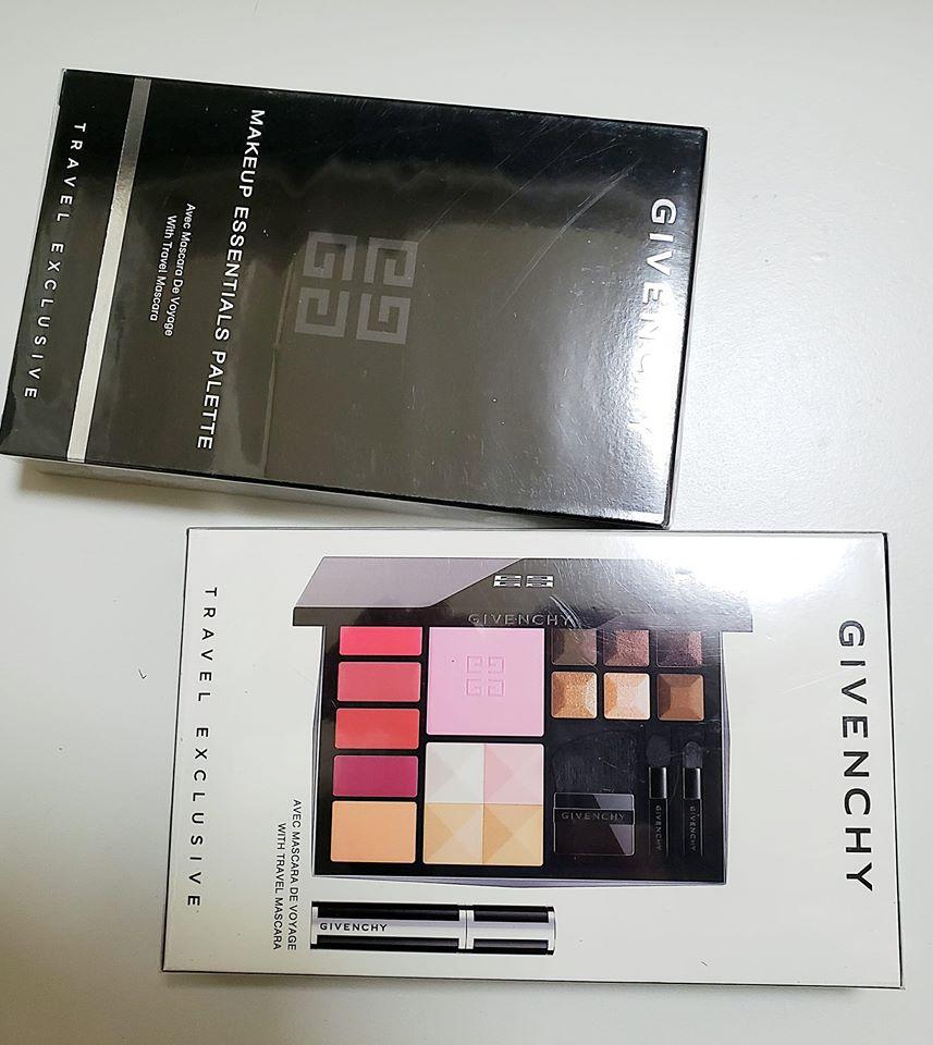 travel exclusive Palette トラベルエクスクルージブパレット Givenchy ジバンシイ  代引き不可