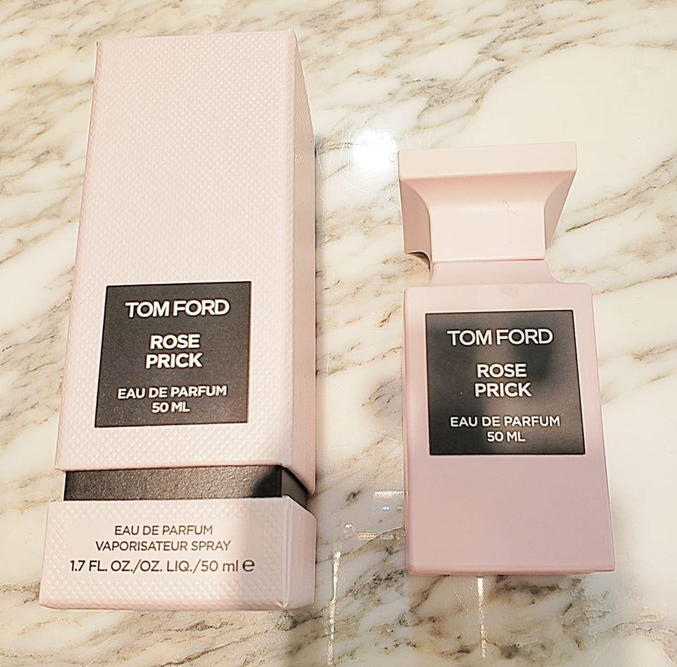 ローズ プリック オード パルファム TOM FORD トムフォード ホワイトデーギフト プレゼントに 祝い