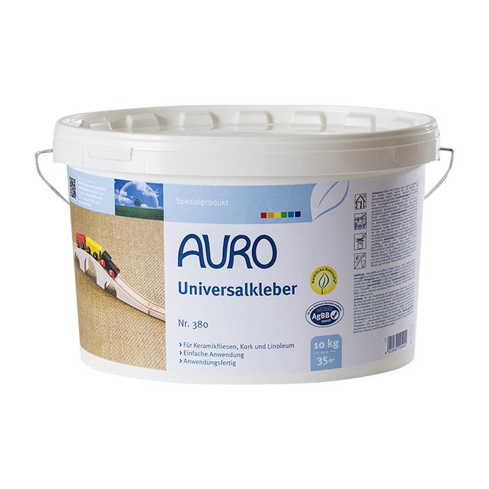 AURO(アウロ) Nr.380 多目的強力接着剤(室内用) 10kg 【HLS_DU】