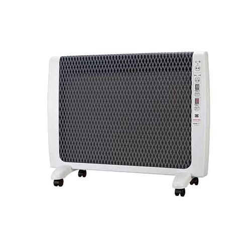 ゼンケン 遠赤外線暖房器 アーバンホット RH-2200 ダブル暖流 スリム&スタイリッシュ 遠赤外線 暖房器