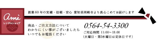 レンタルショップ Ami:初出店です これから成長できるように よろしくお願いいたします