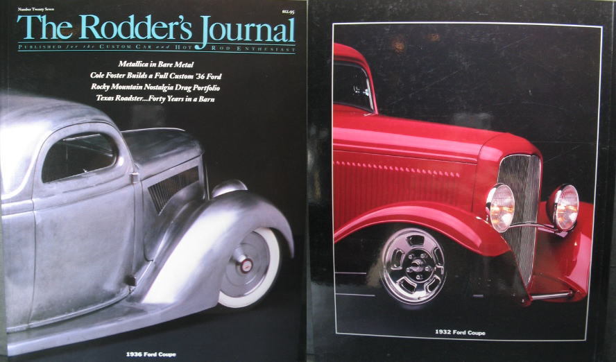 ロッダーズジャーナル アメ車 期間限定今なら送料無料 The 大放出セール Rodder's 洋書 No.27 Journal
