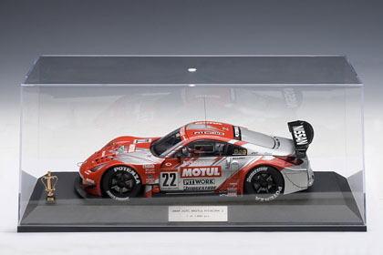 1/18 オートアート AUTOart Motul Pitwork Z #22 2004 JGTC Team & Drivers Champion Special Edition 影山正美 モチュール ミニカー