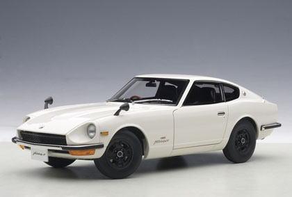 1/18 オートアート AUTOart Nissan Fairlady Z432 PS30 White 日産 フェアレディ ミニカー