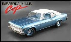 1/18 GMP Beverly Hills Cop 1972 Nova シボレー ノバ ビバリーヒルズコップ ミニカー アメ車