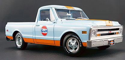 1/18 ACME 1968 Chevrolet C-10 Gulf シボレー ガルフ ミニカー アメ車