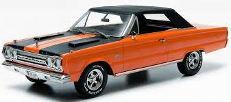 1/18 グリーンライト GREENLIGHT Artisan Collection 1967 Plymouth Belvedore GTX JOEDIRT プリムス ベルヴェデア ミニカー アメ車