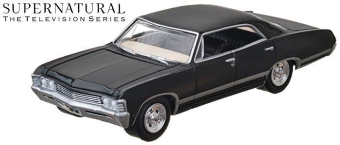Supernatural シボレー インパラ 1 64 送料0円 ミニカー アメ車 64scale グリーンライト GREENLIGHT セダン Hunt 1967 Sedan スポーツ Join Chevrolet The Impala Sport 爆買い新作