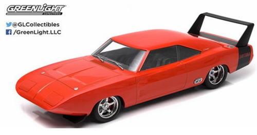 1/18 グリーンライト GREENLIGHT Custom 1969 Dodge Charger Daytona ダッジ チャージャー デイトナ ミニカー アメ車