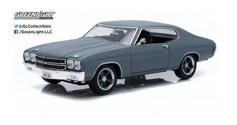 1/18 グリーンライト GREENLIGHT Fast & Furious Dom's 1970 Chevrolet Chevelle SS ワイルドスピード シボレー シェベル ミニカー アメ車