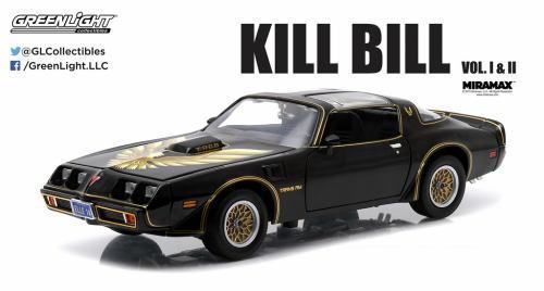 【メール便不可】 1/18 トランザム グリーンライト GREENLIGHT KILL BILL ポンティアック ELLE'S ELLE'S 1979 Pontiac Firebird Trans Am ポンティアック ファイヤーバード トランザム ミニカー アメ車, マツオカチョウ:fdffad07 --- canoncity.azurewebsites.net
