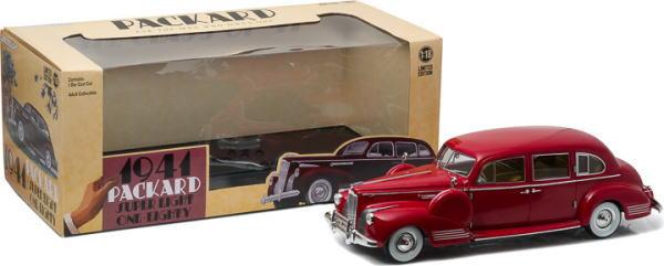 1/18 グリーンライト GREENLIGHT 1941 Packard Super Eight One-Eighty パッカード スーパーエイト ミニカー アメ車