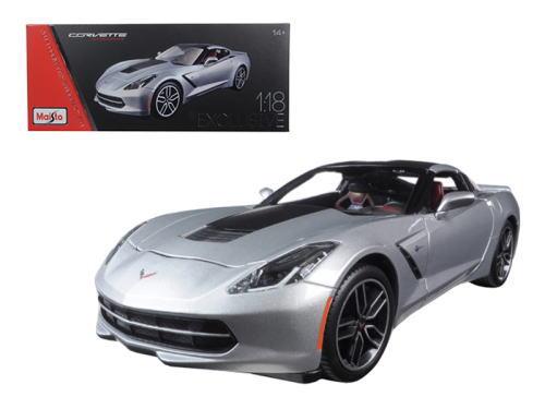 1/18 マイスト MAISTO 2014 Corvette Stingray Z51 コルベット スティングレイ ミニカー アメ車