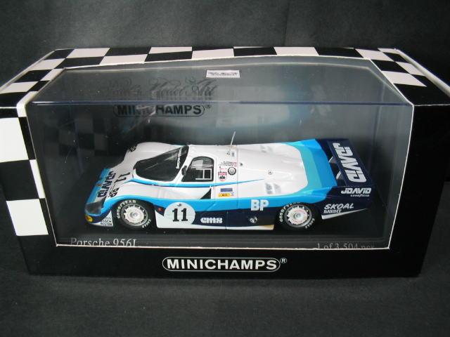 ポルシェ 956L ルマン 1983 1 43 ミニカー 10%OFF ミニチャンプス Hobbs Quester MINICHAMPS Mans 24h Le Fitzpatrick Porsche 人気 おすすめ