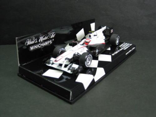 ザウバー C29 2010 低価格化 1 43 ミニカー F1 送料無料 新品 ミニチャンプス MINICHAMPS Years of モータースポーツ Sauber 小林可夢偉 K.Kobayashi GermanGP 40 Motorsport