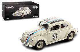 1/18 ホットウィール Hot Wheels The Love Bug Herbie ハービー ラヴ バグ ミニカー