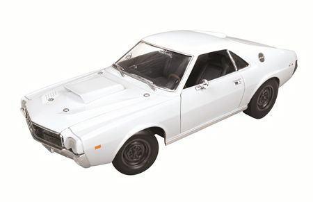 1/18 Auto World 1969 AMC AMX Hurst S/S ハースト ミニカー アメ車