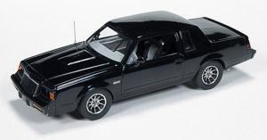 1/43 auto world 1985 Buick Grand National ビュイック グランド ナチュラル ミニカー アメ車