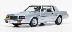 1/43 auto world 1986 Buick Regal T-Type ビュイック リーガル Tタイプ ミニカー アメ車