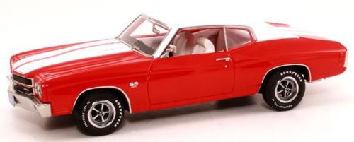 1/43 auto world 1970 Chevrolet Chevelle SS 454 シボレー シェベル ミニカー アメ車