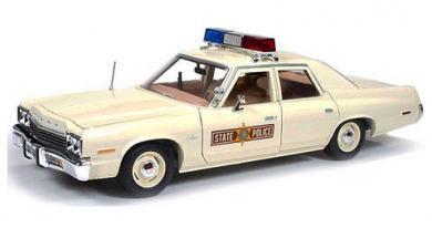 2020年新作 1/18scale auto world アーテル Police ertl 1974 1974 State Dodge Monaco Illinois State Police ダッジ モナコ イリノイ州 警察パトカー, ひでちゃんの救急箱:2363eed9 --- promotime.lt