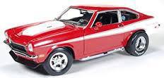 1/18 auto world 1971 Baldwin Motion Vega ボールドウィン モーション ベガ ミニカー アメ車