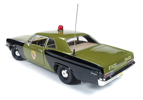 1/18 auto world 1966 Chevy Biscayne Maryland State Police シェビー ビスケイン メリーランド州 警察パトカー ミニカー アメ車